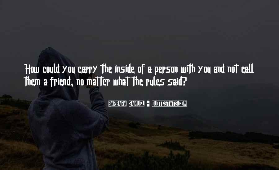 Quotes About Guns And Protection #451909