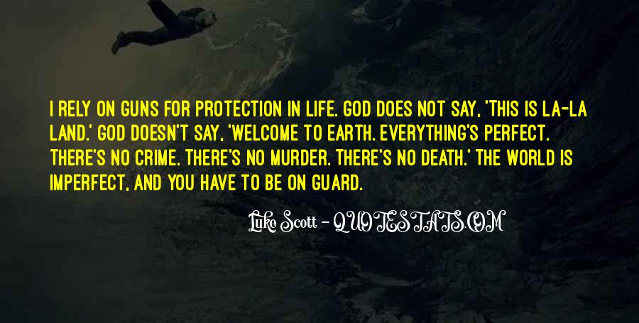 Quotes About Guns And Protection #949630
