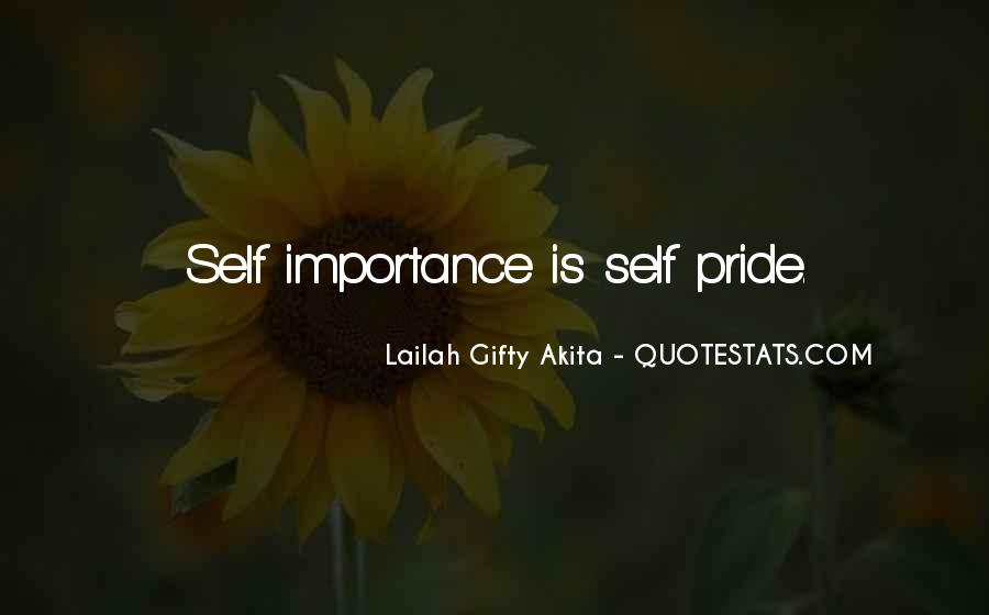 Quotes About The Importance Of Life Lessons #1039120