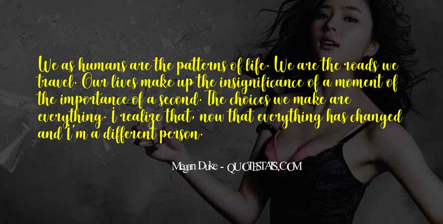 Quotes About The Importance Of Life Lessons #954919