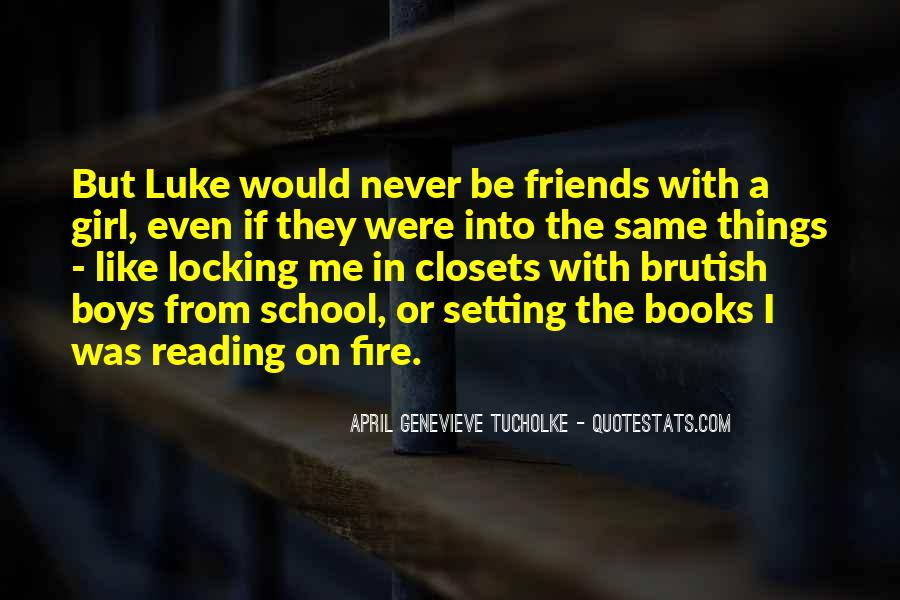 Quotes About School Friends #138516