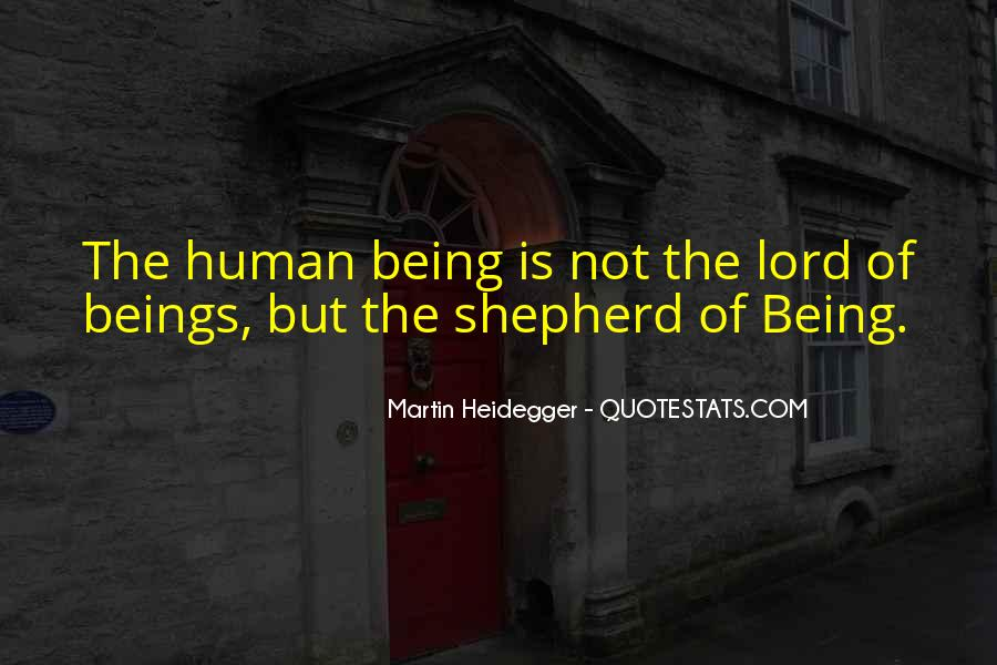 Quotes About The Lord Is My Shepherd #1112689