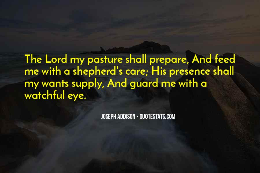 Quotes About The Lord Is My Shepherd #667707