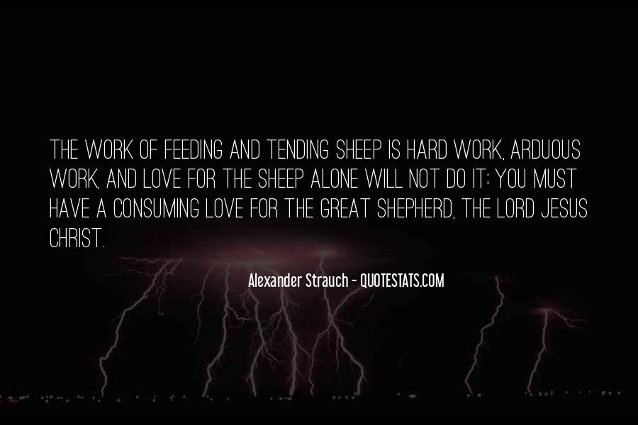 Quotes About The Lord Is My Shepherd #827228