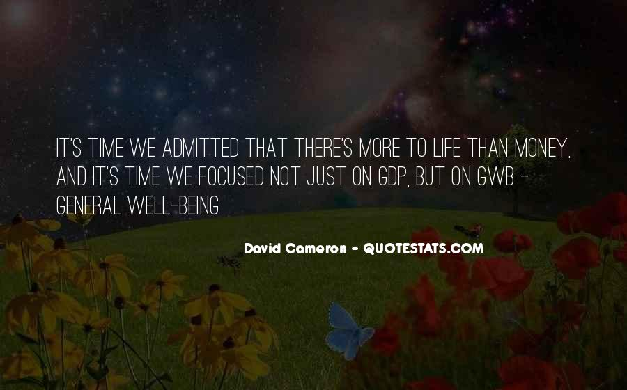 Quotes About Life Being More Than Money #120693
