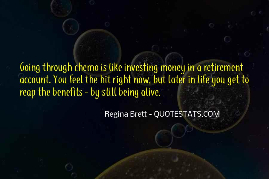 Quotes About Life Being More Than Money #331896