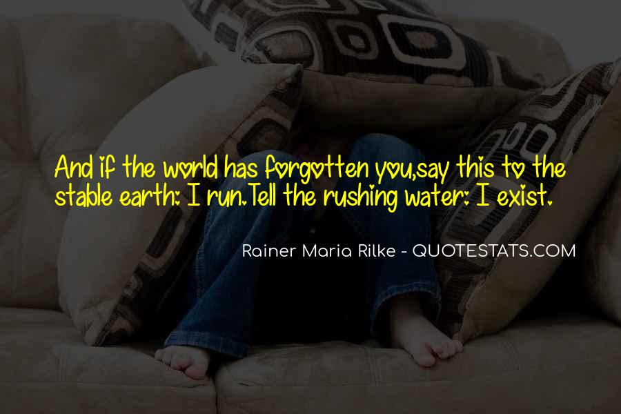 Quotes About Rushing Water #1782469