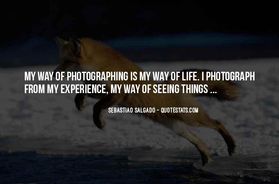 Quotes About Photographing Yourself #207947