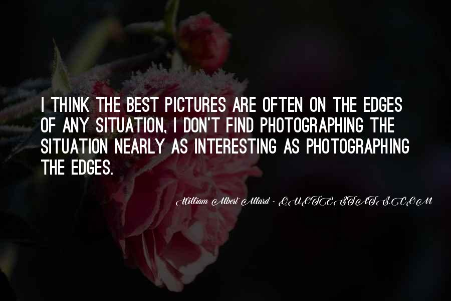 Quotes About Photographing Yourself #208781
