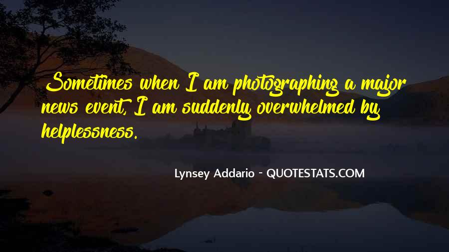 Quotes About Photographing Yourself #250886