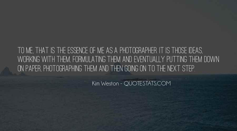Quotes About Photographing Yourself #316101