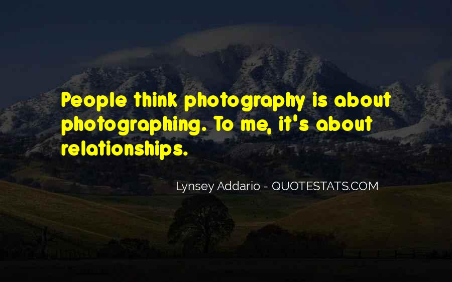 Quotes About Photographing Yourself #369394