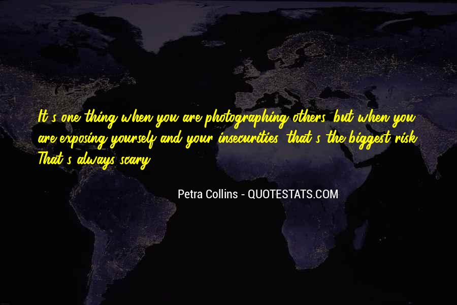 Quotes About Photographing Yourself #628152