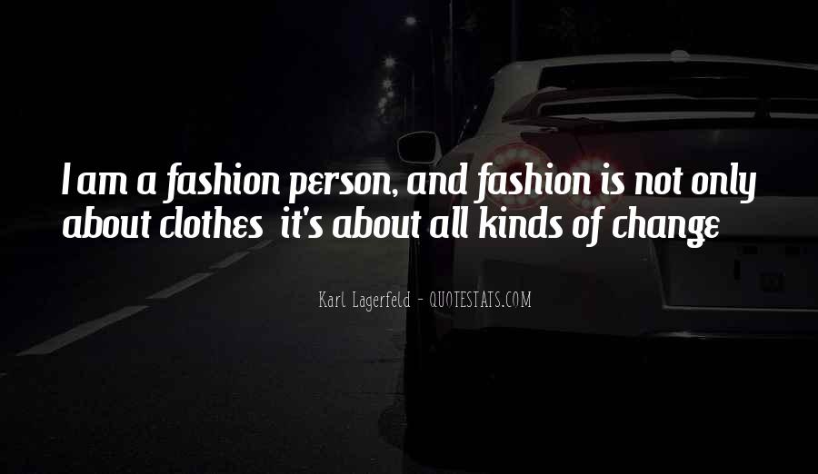Quotes About Fashion And Style #144925
