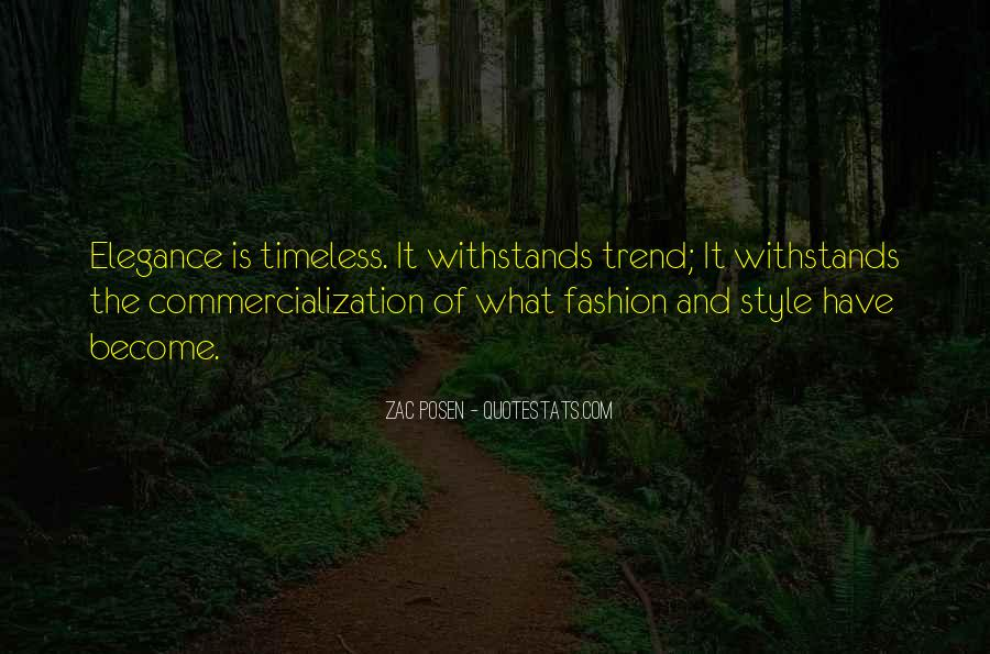 Quotes About Fashion And Style #754792
