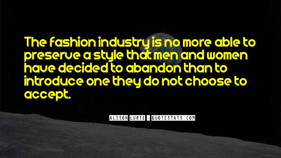 Quotes About Fashion And Style #814630