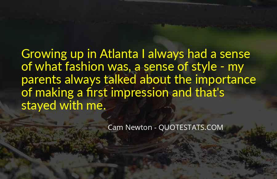 Quotes About Fashion And Style #930004