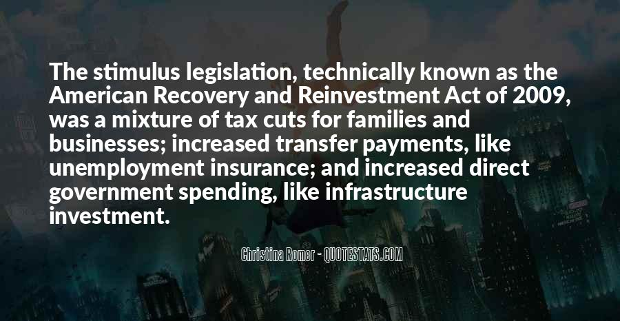 Quotes About Government Spending #1024690