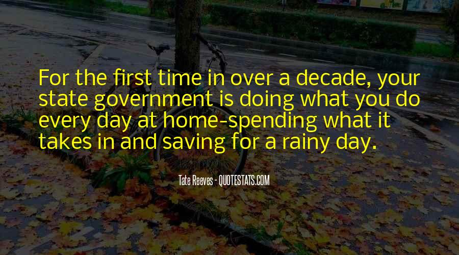 Quotes About Government Spending #360993