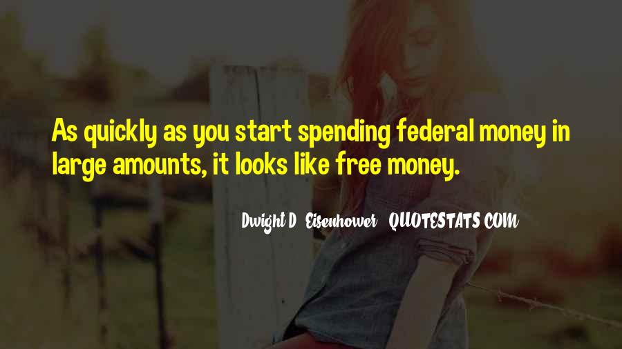 Quotes About Government Spending #873085