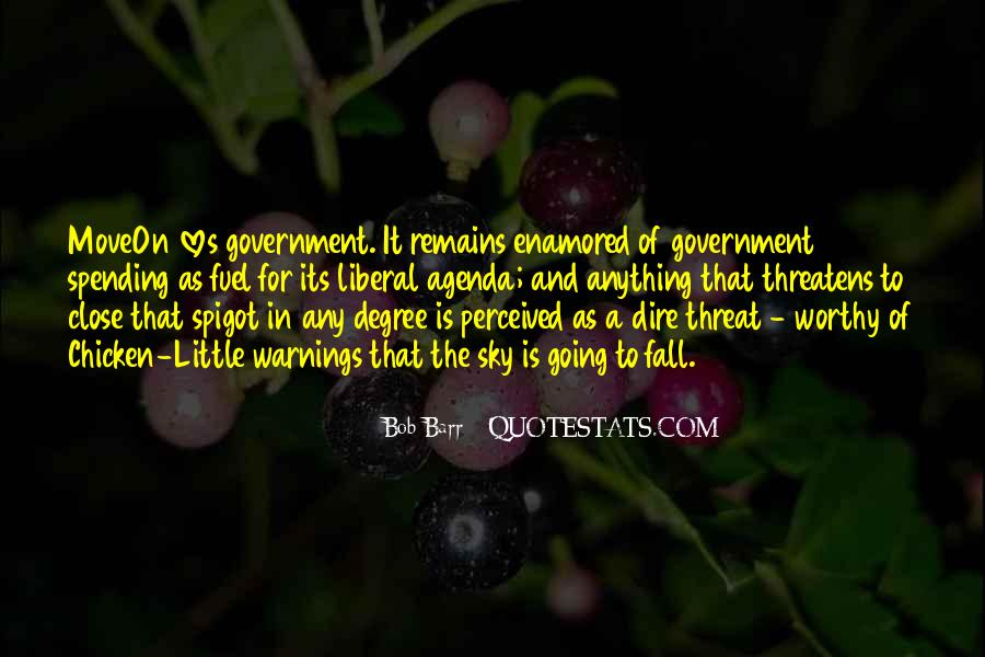 Quotes About Government Spending #896939
