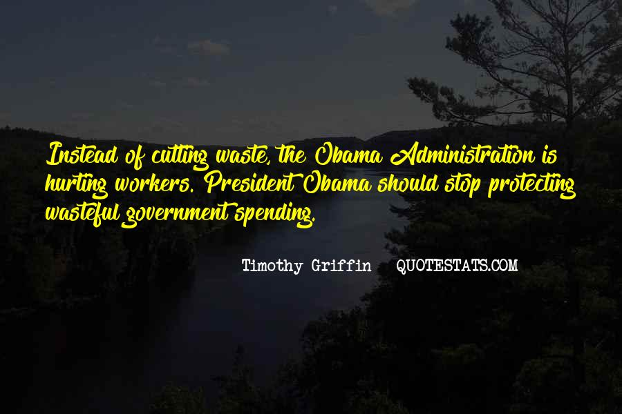 Quotes About Government Spending #919541