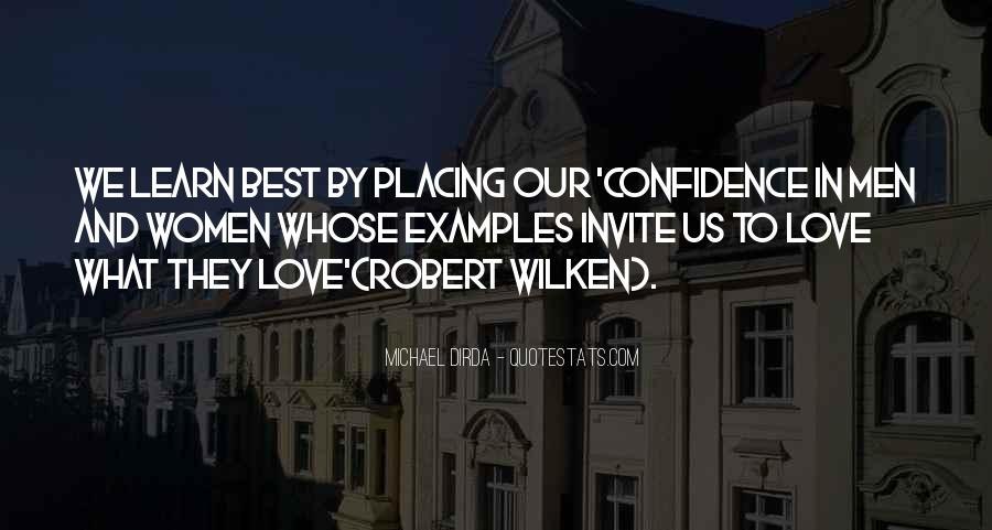 Quotes About Examples Of Love #839300