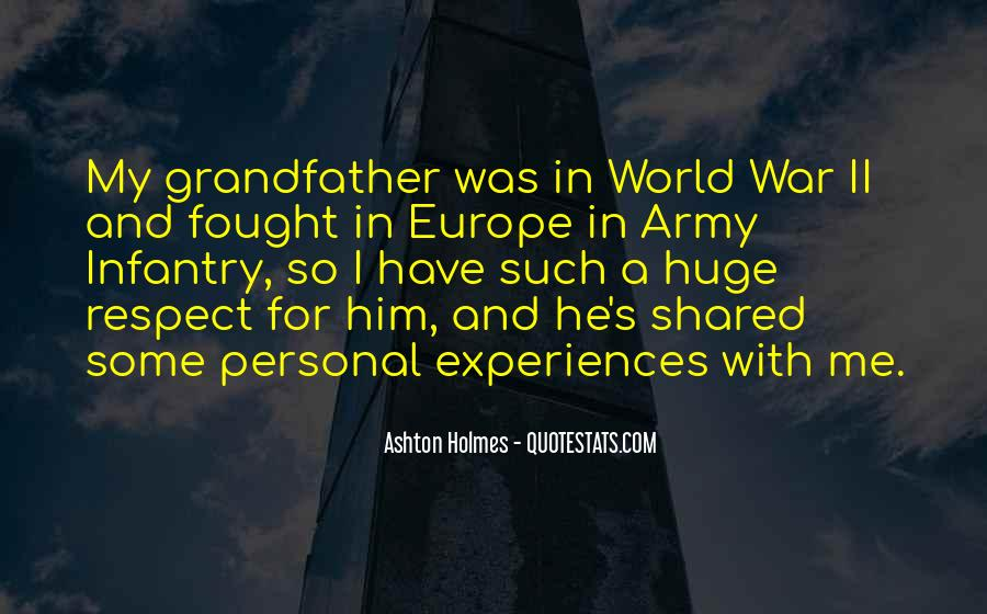 Quotes About The Us Army Infantry #1839247