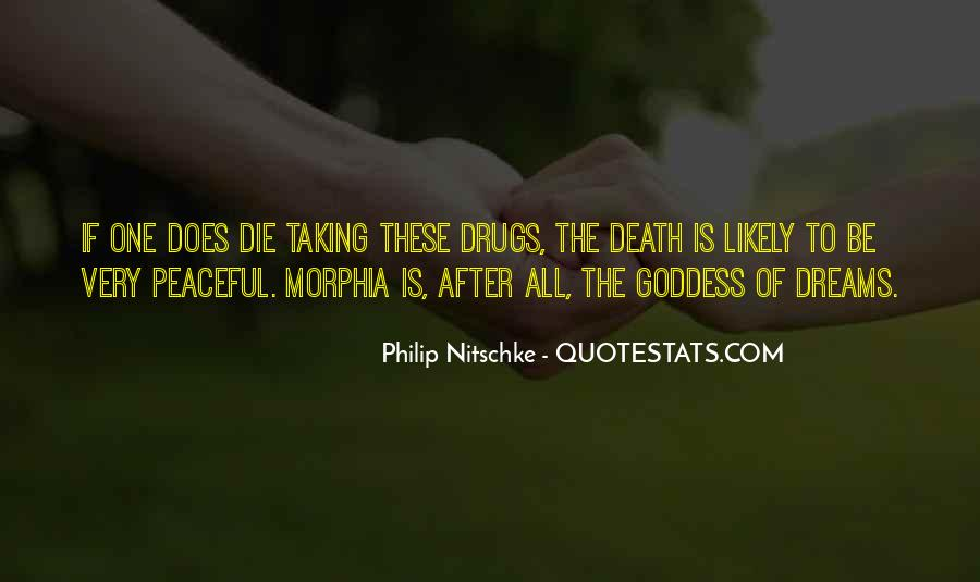 Quotes About Peaceful Death #1215115