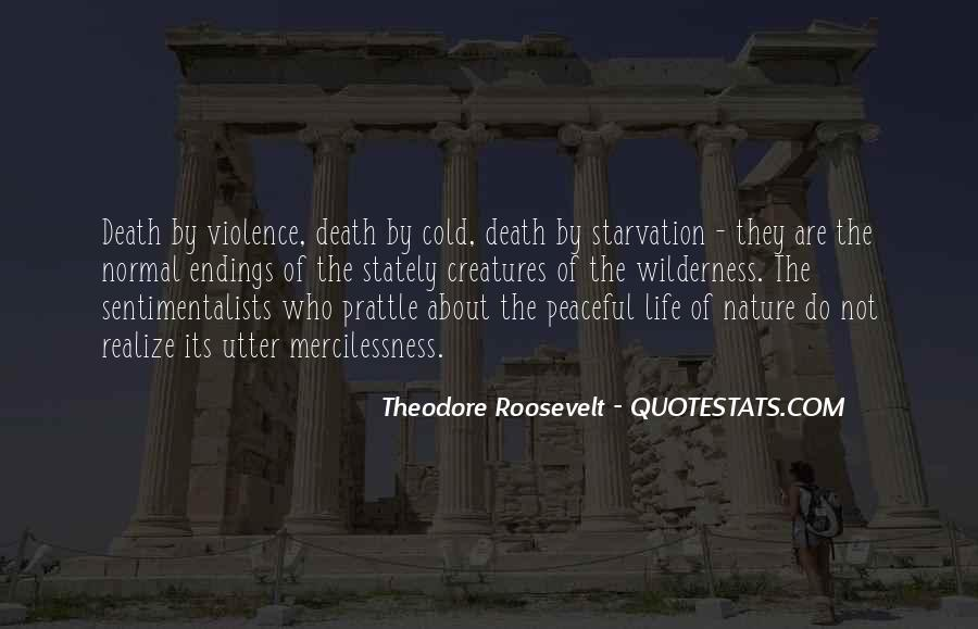 Quotes About Peaceful Death #723614