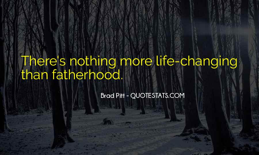Quotes About Nothing Changing #1174255