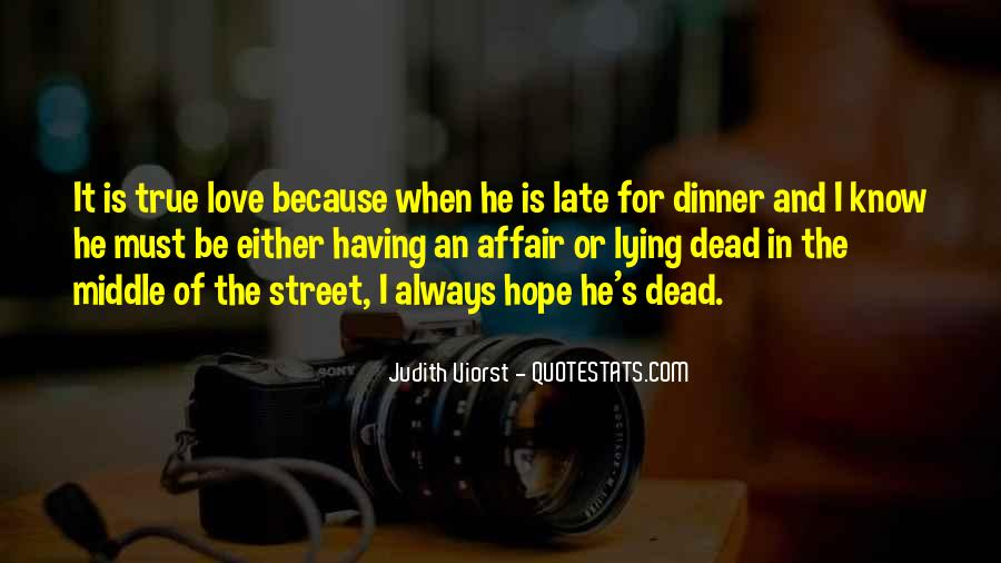 Quotes About Having Hope For Love #633632