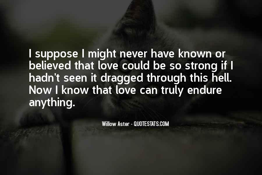 Quotes About Having Hope For Love #9001