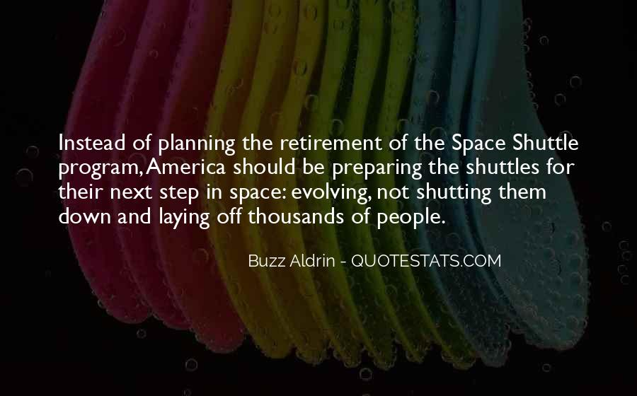 Quotes About Program Planning #151360
