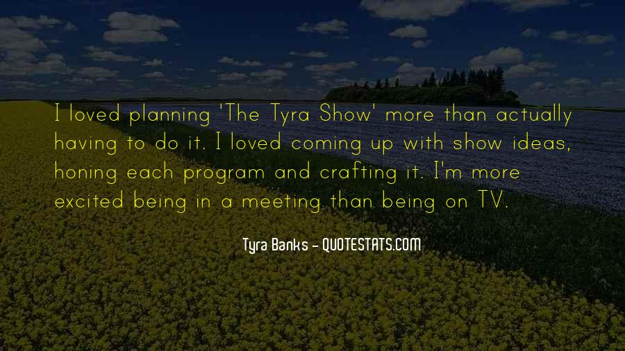 Quotes About Program Planning #662443