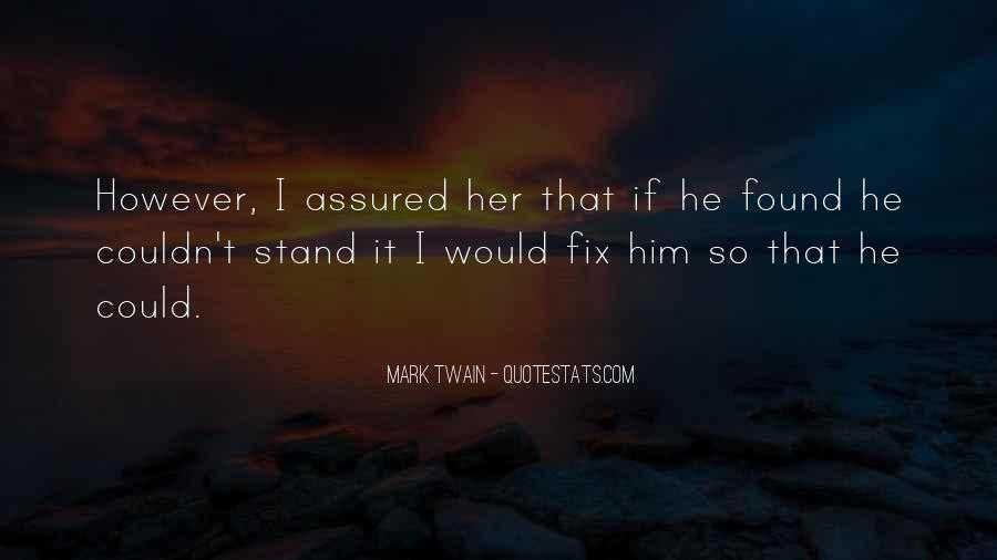 Quotes About I Found Her #238821