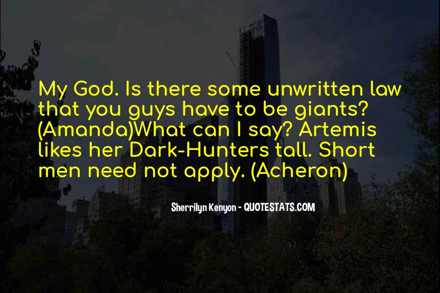 Quotes About Short Guys #1157106