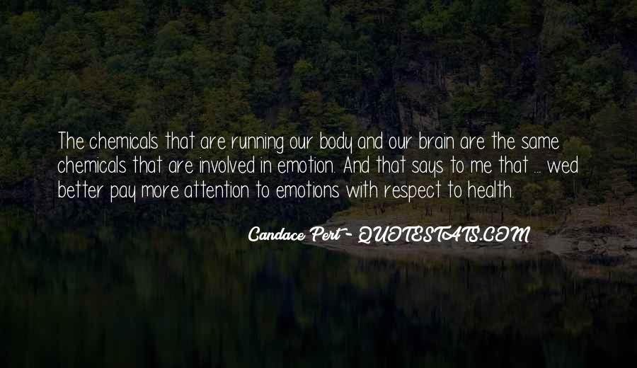 Quotes About Brain Health #1261648