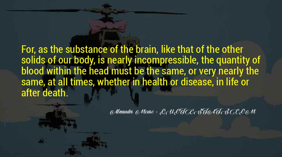 Quotes About Brain Health #132009