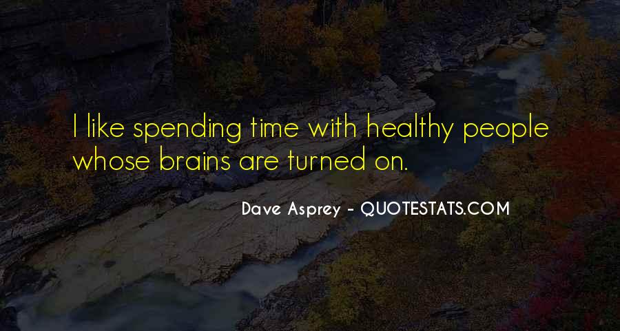 Quotes About Brain Health #1700389