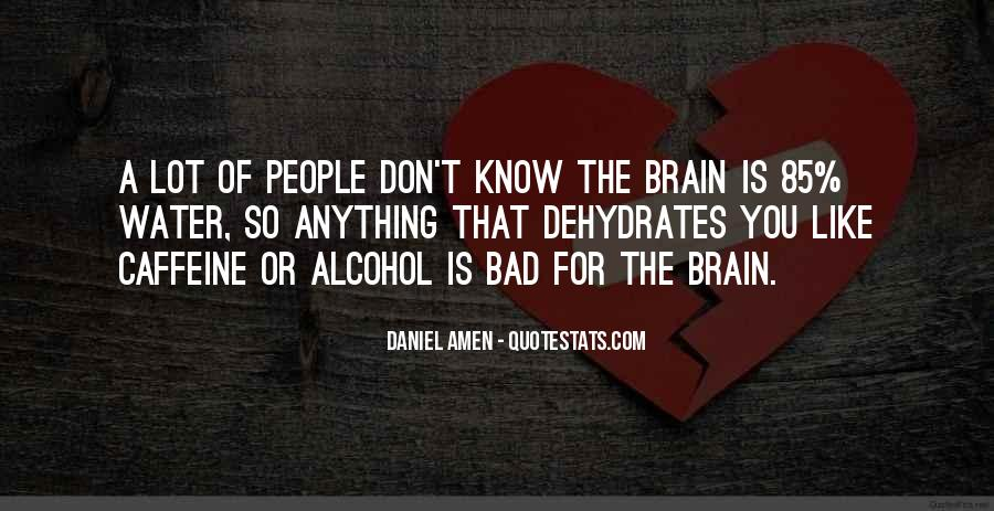 Quotes About Brain Health #272306