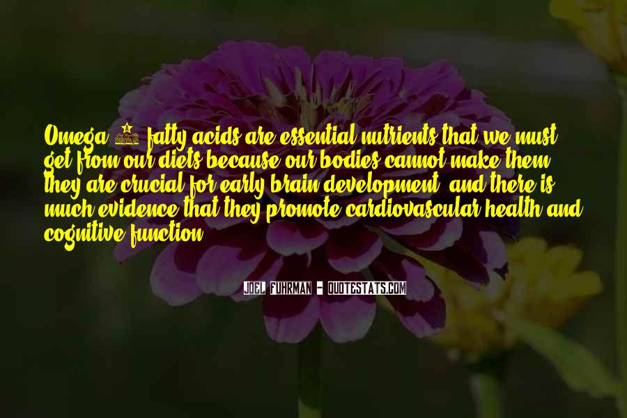 Quotes About Brain Health #539253