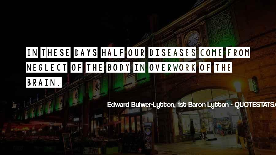 Quotes About Brain Health #608300