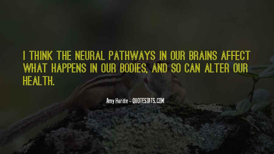 Quotes About Brain Health #635187