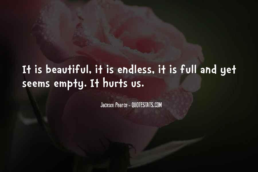 Quotes About Painful Emotions #296973