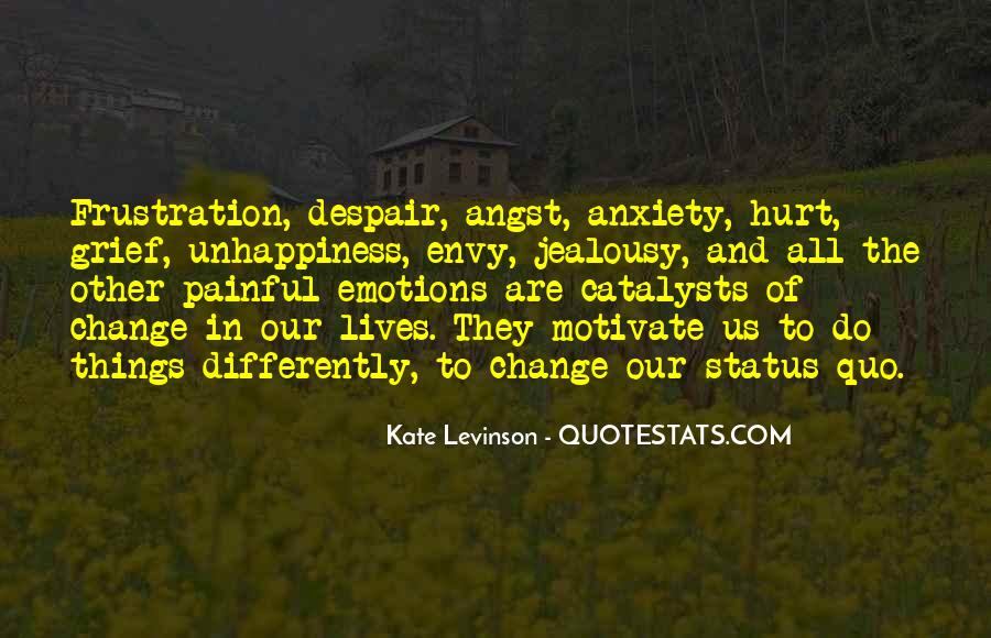 Quotes About Painful Emotions #951962