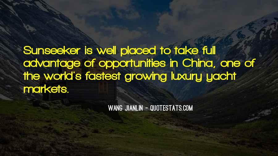Quotes About Take Advantage #260180