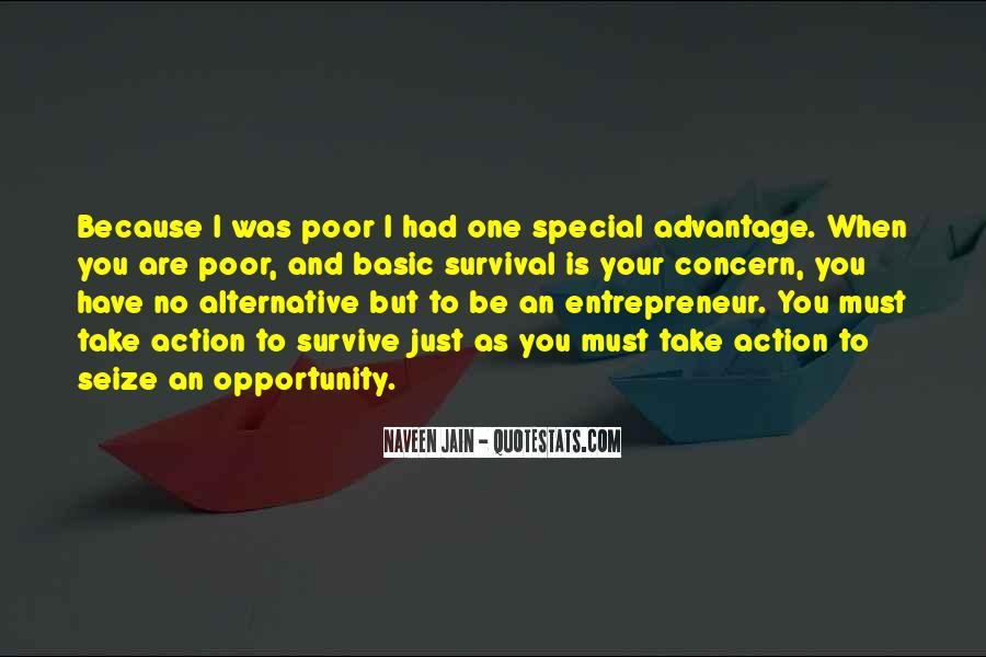 Quotes About Take Advantage #46452