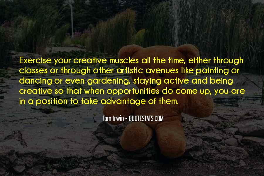 Quotes About Take Advantage #52780
