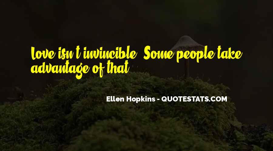 Quotes About Take Advantage #65004